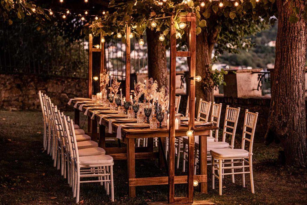 Dekorationsservice für Hochzeiten & Events