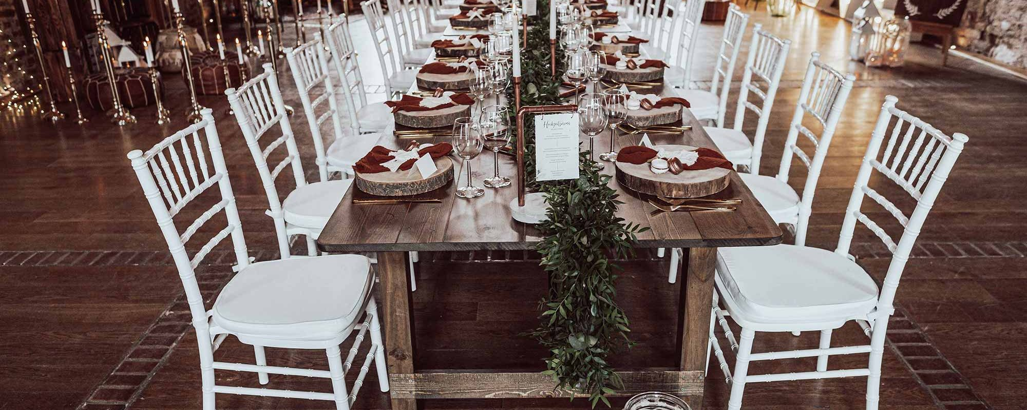Individuelle Table-Settings by CB-EVENTS™